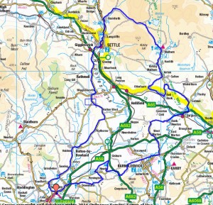 Ribble Valley Sportive Ride