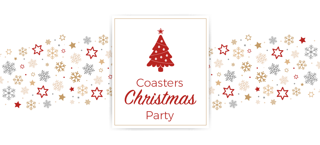 Coasters Christmas Party